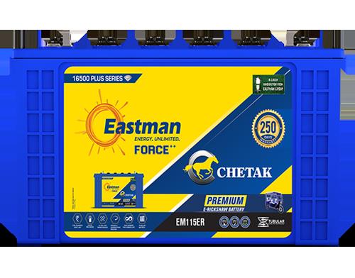 EM120ER 130Ah - E-rickshaw battery