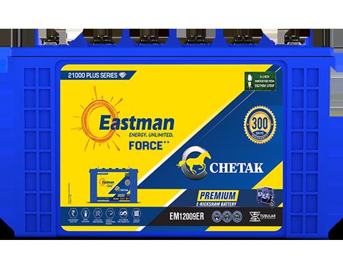 EM12009ER - E-rickshaw battery